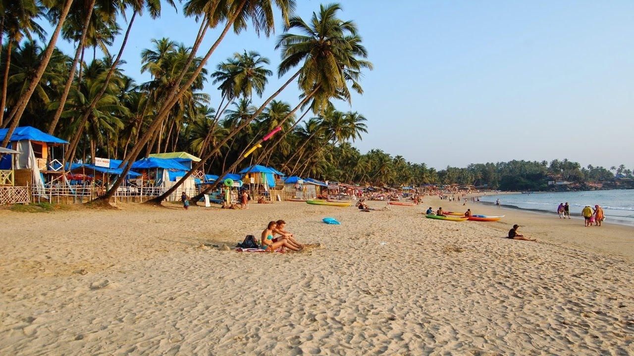 Goa Excursion on India Tours and Trips